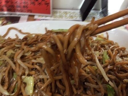 宇都宮焼きそばキング麺リフト