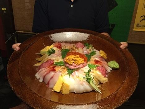 新潟聖籠ほうせい丸海鮮チャレンジ丼ネマタ比較