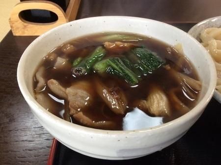 三芳町永井肉汁つけ汁