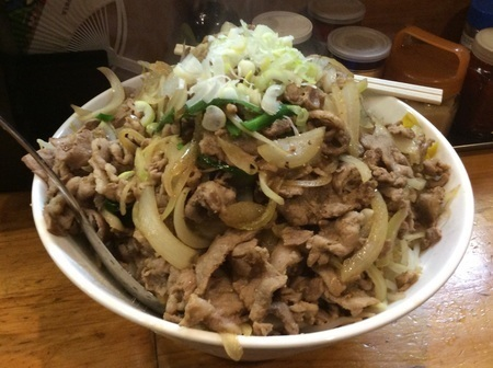 二代目蝦夷トリプル焼肉丼