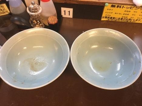 立川マシマシ秘密工場大ラーメンヤサイマシマシ完食