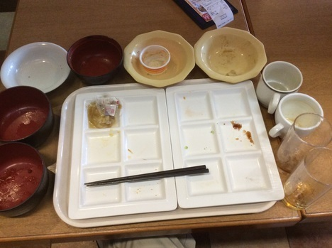 ココス朝食バイキング完食