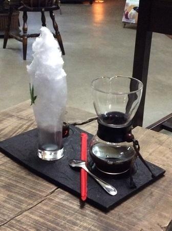 秩父ジュリンズジオのこだわり淡雪コーヒー