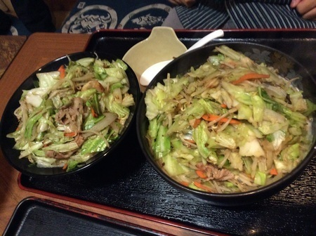 福岡春日食堂ちゃんぽん