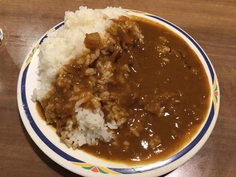 ステーキガスト新潟山木戸店食べ放題カレー