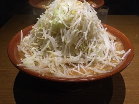 火の豚第2回すり鉢オフ会麺マシフュージョン麻婆別盛