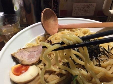 宇都宮みやこや麺リフトつけ麺特々盛