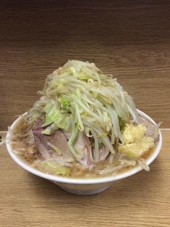 栃木街道二郎マシマシ
