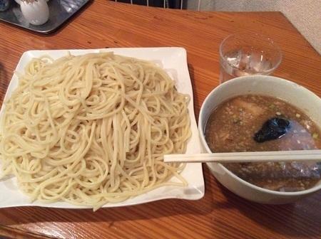 栃木大勝軒濃厚つけ麺