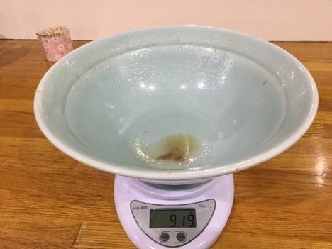 太田家系浜っ子ラーメンキャベツラーメン完食