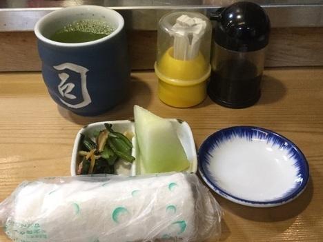 東松山竹寿司小鉢