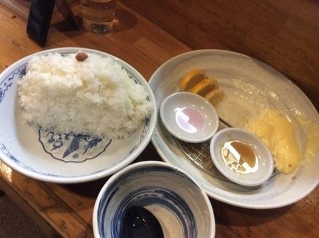 二代目蝦夷トリプルからあげ定食結果