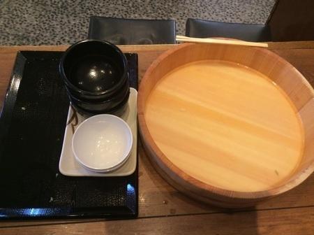 丸亀製麺釜揚げうどん特盛り3人前完食