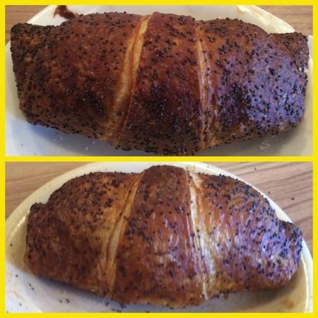 大間々マコマコ食べ放題焼きたてパンあんこクロワッサン