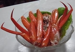 みやこや蟹